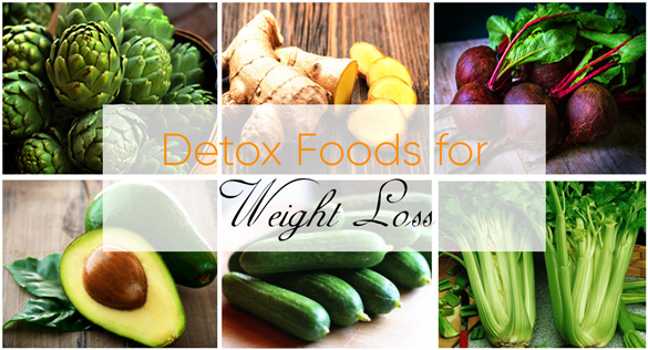 Detox Foods for Weight Loss