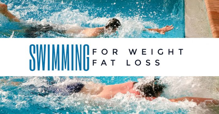 Swimming to lose Weight