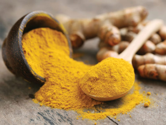 Turmeric for detox